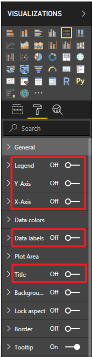 Setup options this way